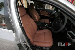 Obszycie kierownicy BMW Seria-5-e61 - 2