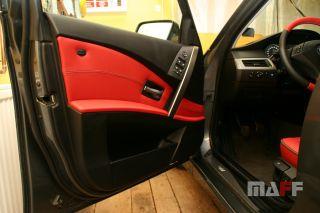 Panele drzwiowe BMW Seria-5-e61 - 20