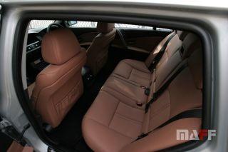 Tapicerka samochodowa BMW Seria-5-e61 - 7