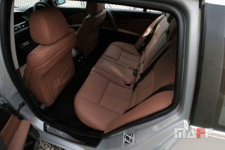 Tapicerka samochodowa BMW Seria-5-e61 - 8