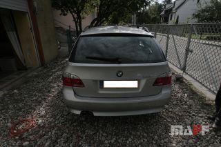 Tapicerka samochodowa BMW Seria-5-e61 - 9