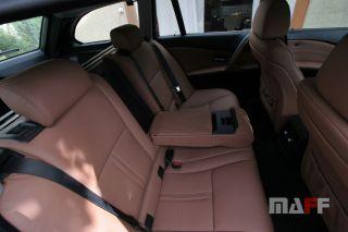 Tapicerka samochodowa BMW Seria-5-e61 - 13