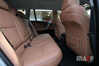 Tapicerka samochodowa BMW Seria-5-e61 - 17