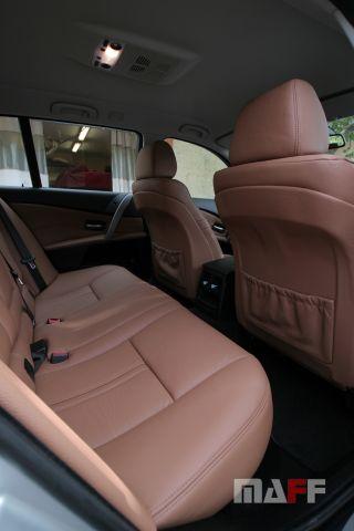 Tapicerka samochodowa BMW Seria-5-e61 - 18