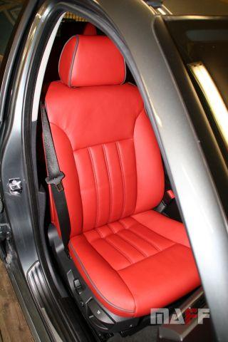 Tapicerka samochodowa BMW Seria-5-e61 - 16