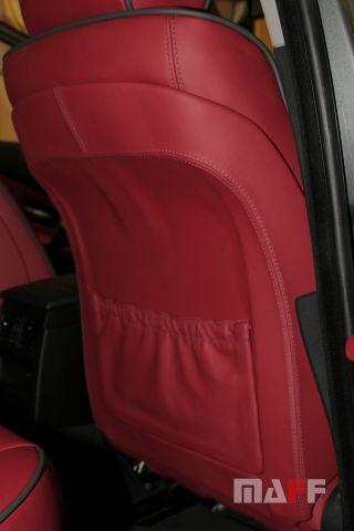 Tapicerka samochodowa BMW Seria-5-e61 - 6