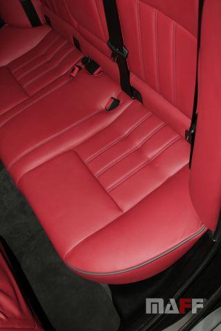 Tapicerka samochodowa BMW Seria-5-e61 - 11