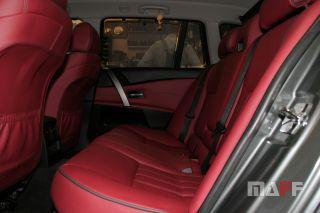 Tapicerka samochodowa BMW Seria-5-e61 - 12