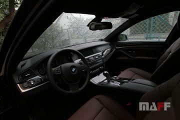 Obszycie kierownicy BMW Seria-5-f10 - 1
