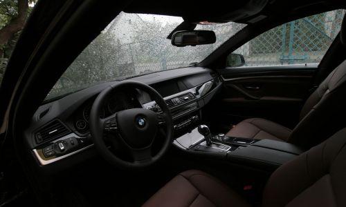 Obszycie kierownicy BMW Seria 5 F10