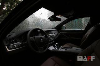 Obszycie kierownicy BMW Seria-5-f10 - 4