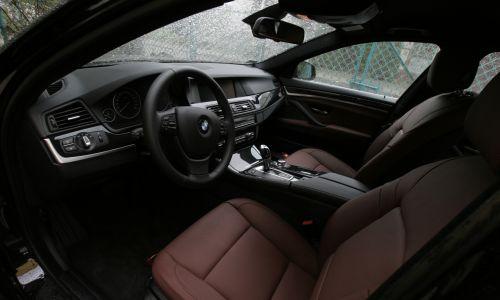 Tapicerka samochodowa BMW Seria 5 F10
