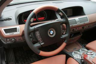 Obszycie kierownicy BMW Seria-7-e65 - 3