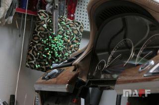 Obszycie kokpitu BMW Seria-7-f01 - 13