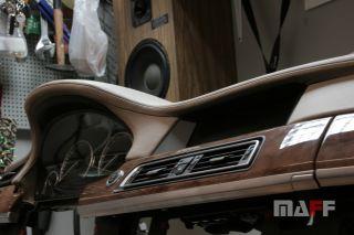 Obszycie kokpitu BMW Seria-7-f01 - 16