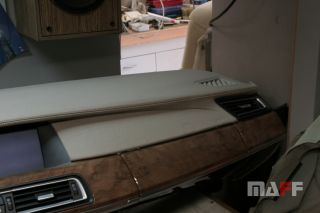 Obszycie kokpitu BMW Seria-7-f01 - 3