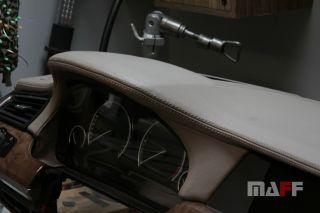 Obszycie kokpitu BMW Seria-7-f01 - 1