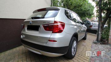 Tapicerka samochodowa BMW X3-f25 - 1