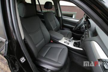 Tapicerka samochodowa BMW X3-f25 - 11
