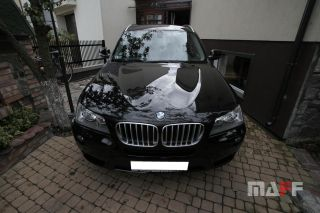 Tapicerka samochodowa BMW X3-f25 - 14