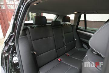Tapicerka samochodowa BMW X3-f25 - 15