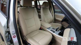 Tapicerka samochodowa BMW X3-f25 - 4