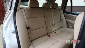 Tapicerka samochodowa BMW X3-f25 - 6