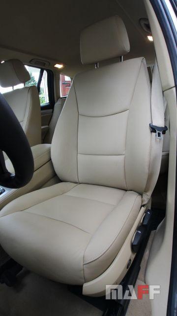 Tapicerka samochodowa BMW X3-f25 - 9