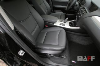 Tapicerka samochodowa BMW X3-f25 - 10