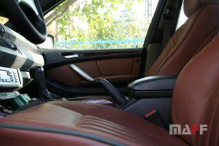 Panele drzwiowe BMW X5-e53 - 4
