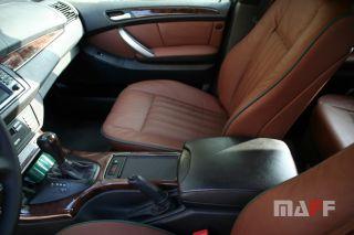 Panele drzwiowe BMW X5-e53 - 5