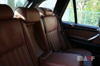 Tapicerka samochodowa BMW X5-e53 - 13