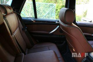 Tapicerka samochodowa BMW X5-e53 - 14