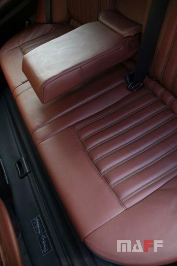 Tapicerka samochodowa BMW X5-e53 - 15