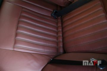 Tapicerka samochodowa BMW X5-e53 - 16