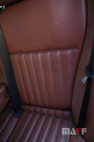 Tapicerka samochodowa BMW X5-e53 - 17