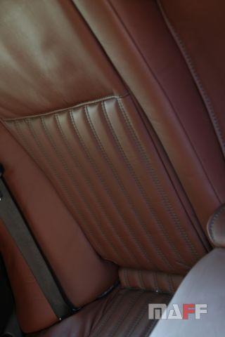 Tapicerka samochodowa BMW X5-e53 - 18