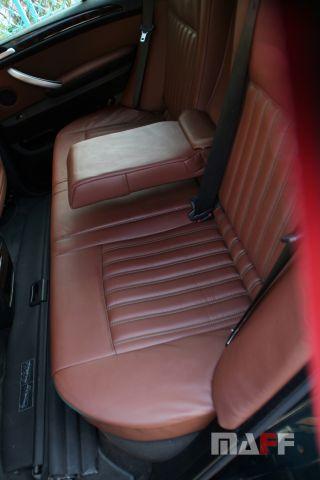 Tapicerka samochodowa BMW X5-e53 - 2