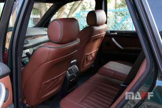 Tapicerka samochodowa BMW X5-e53 - 5