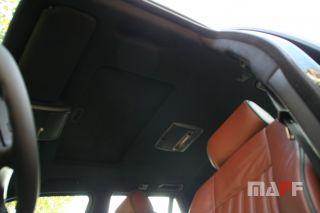 Tapicerka samochodowa BMW X5-e53 - 6