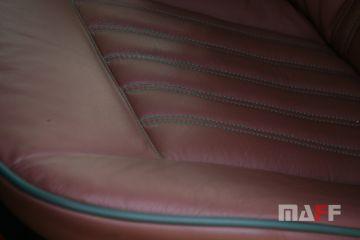 Tapicerka samochodowa BMW X5-e53 - 9