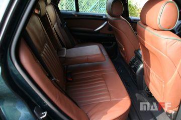 Tapicerka samochodowa BMW X5-e53 - 4