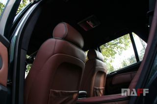Tapicerka samochodowa BMW X5-e53 - 7