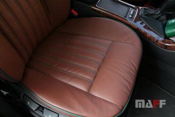 Tapicerka samochodowa BMW X5-e53 - 10