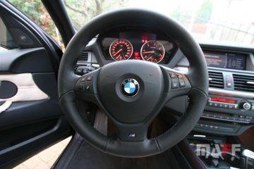Obszycie kierownicy BMW X5-e70 - 2