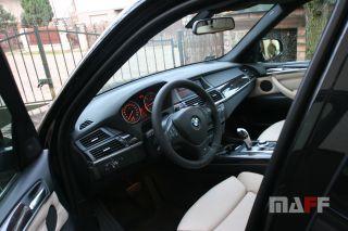 Obszycie kierownicy BMW X5-e70 - 3
