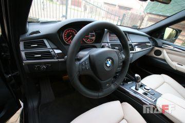 Obszycie kierownicy BMW X5-e70 - 4