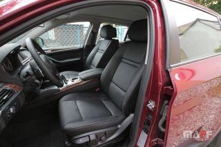 Obszycie kierownicy BMW X6-e71 - 1