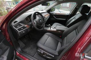 Obszycie kierownicy BMW X6-e71 - 2