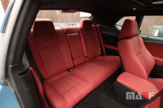Tapicerka samochodowa Dodge Challenger - 5